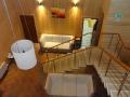 сауна хаммам зона отдыха 1 этаж вид со 2го