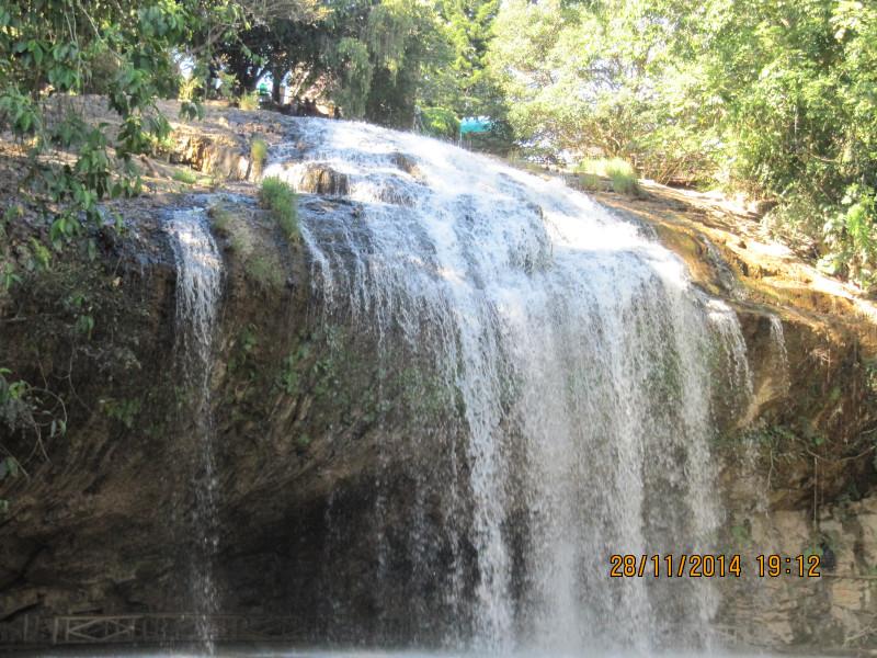 водопад Янгбей